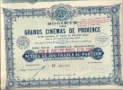 GRANDS CINEMAS DE PROVENCE - Cinéma & Théatre