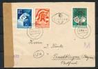 ÖSTERREICH Mi.Nr. 952-954 Volksabstimmung In Kärnten- FDC - FDC