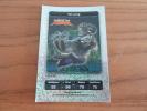 "Carte DREAMWORKS/CARREFOUR Titane 116/216 ""Tai Lung (Kung Fu Panda)"" - Trading Cards"