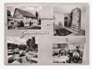 GASTEHAUS ZUR GRUNDMUHLE - Cartolina FG BN V - Wuerzburg