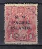 AP1300 - NORTH WEST PACIFIC ISLANDS , Un Esemplare Usato - Australia
