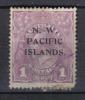 AP1301 - NORTH WEST PACIFIC ISLANDS , Un Esemplare Usato - Australia