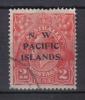 AP1302 - NORTH WEST PACIFIC ISLANDS , Un Esemplare Usato - Australia
