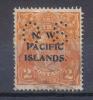 AP1303 - NORTH WEST PACIFIC ISLANDS , Un Esemplare Usato (servizio) - Australia