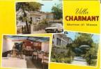 Italy, Toscana, Villa Charmant, Marina De Massa, 1979 Used Postcard [P6831] - Massa