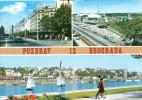 Serbia, Pozdrav Iz Beograda, Greetings From Belgrade, 1979 Used Postcard [P6838] - Serbia