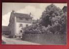 B753 Burtigny Sur Rolle,Pension Beau-Séjour.Cachet 1923,ANIME. Lüscher - VD Vaud