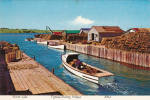 Prince-Edward-Island - Ile-du-Prince-Édouard - Fishing Village - Barque Pêche - Prince Edward Island