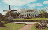 Barbados West Indies - Sam Lord's Castle - Mill - Stamp & Postmark 1968 - VG Condition - 2 Scans - Barbados