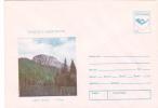 Tourisme LACUL ROSU 1992 Cover Stationery Unused Romania. - Other