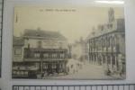 Billard - Troyes - Place De L'Hotel De Ville - Café De La Ville Avec Sa Salle De Billard - Cartes Postales