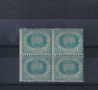 S470 - SAN MARINO , 10 Cent Verde N. 14 In Quartina *** MNH - San Marino