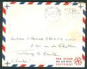 Lettre Avion, Poste Aux Armées AFN (12 Mars 1961), Franchise Militaire, Fontenay-le-Comte, Vendée, Afrique Du Nord... - Poststempel (Briefe)