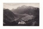 Carte 1910 VALOMBRE / Vue Panoramique De La Grande Chartreuse De L'hopital Et Du Grand Som - France