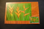 Polynesia 962 Bird Of Paradise Flower Maximum Card Day Of Issue Cancel 2007 A04s - French Polynesia