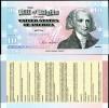 BILL OF RIGHTS USA MADISON 2011 POLYMER UNC - Banconote