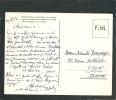 "BELLE C.P. EN   ""F.M.""   L'ARME PROTEGE LES POPULATIONS ............ SP.  861132   A.F.N  -  10.09.1956 - Guerra D'Algeria"