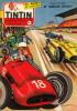 TINTIN JOURNAL 494 1958, Course, Dunlop, (J. Graton), Train Le Mistral, Capitaine Matamore, Prudence Petitpas (Goscinny) - Tintin