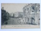 NIMES - Place Des Arènes Et Boulevard Victor HUGO - Nîmes