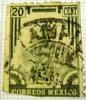 Mexico 1935 20c - Used - Mexique