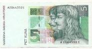 5 KUNA - 1993. - Croatia