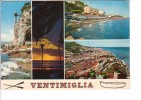 Ref 49 CPsm Italie Italie Ventimiglia Avec Timbres Taxe à Voir 2 Scans - Féroé (Iles)