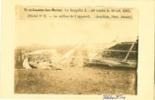 CP AVIATION ZEPPELIN L-49 BOURBONNE LES BAINS 1917 CLICHE N°3 - Bourbonne Les Bains