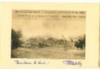 CP AVIATION ZEPPELIN L-49 BOURBONNE LES BAINS 1917 CLICHE N°2 - Bourbonne Les Bains