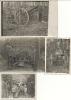 SUPERBE Et Rare Lot De 4 Photos - Pièces D'artillerie 1914-1918 - 2 Photos Datées 1916 - Voir Scans - Guerre 1914-18