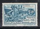 GUYANE N°136 N* - Guyane Française (1886-1949)