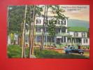 Catskill Mts. NY  Shady Grove Hotel Haines Falls  Linen===  ====  ==== Ref 297 - Catskills