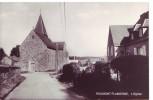 ROUMONT-FLAMIERGE = Carte Photo = L'église (vierge) - Autres