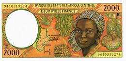 Comores 10.000 Francs ND(1997), P.14 UNC - Comores