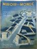 Miroir Du Monde  4 Avril 1936 Paques 1936  Maisons Et édifices Et  Villes D'aujourd'hui - 1900 - 1949