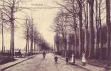 ISEGHEM = Steenweg Naar Ingelmunster - Carte Animée (écrite) 1918 - Izegem