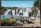 BOSNIA ERZEGOVINA - Cartolina Viaggiata Ma Senza Francobollo Raffigurante La Cascata Di KOCUSA. 1967 - Bosnie-Herzegovine