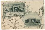 Tientsin E. Lee  P. Used French Chinese Bureau  Shanghai  Type Blanc 1904 - Chine