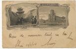 Tientsin E. Lee Chineseviertel P. Used French Chinese Bureau  Shanghai  Type Blanc 1904 - Chine