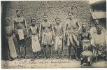 Togo Anecho 13 Darboux Bande De  Feticheuses  Seins Nus 496 Fetiche Fetichisme - Togo