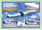 AIRPLANES - Aero Lloyd - Caravelle, DC-9, MD-83, A 320 - 1946-....: Moderne