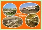 AERODROMES - Dubai Airport, Flughafen, Gulf Air, Year 1983 - Aerodromi