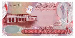 * BAHRAIN - 10 DINARS 2008 UNC - P 28 - Bahrein