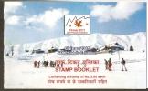 India 2011 Gulmarg Skiing CHINAR-2011 Jammu & Kashmir Exhibition Booklet Mountain Inde Indien - Geology