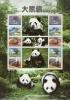 TPAM04 Taiwan 2010 Giat Panda s/s