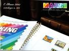 PIA -  S.M.O.M.  - 2000 : Fogli Di Aggiornamento  MARINI  - Linea  EUROPA - Malta (Orden Von)