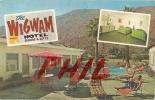 Palm Springs - The Wigwam Hôtel, Ref 1110-316 - Palm Springs