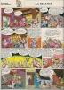 """Planches ASTERIX """"La ZIZANIE"""" N° 15-b Et 16-b Prépubliées Le 26/2/1970. UDERZO Et GOSCINNY - Livres, BD, Revues"""