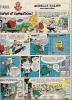 """Planches Achille Talon """" CERVEAU-CHOC"""" Publiées Le 26/2/1970 . De GREG .N) 315-A Et 315-B. - Books, Magazines, Comics"""