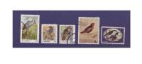 G199. Zambia / Zambie / Birds / Aves / Oiseaux - Zambia (1965-...)