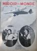 Miroir Du Monde  23 Fevrier 1935 - Bücher, Zeitschriften, Comics
